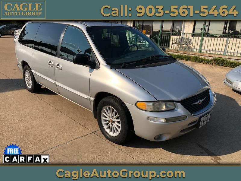 2000 Chrysler Town & Country 4dr LX FWD