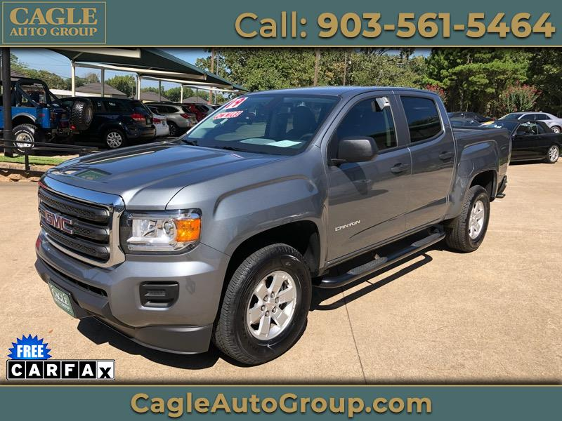"GMC Canyon 2WD Crew Cab 128.3"" 2019"