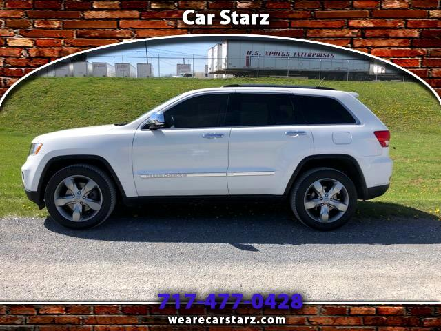 2012 Jeep Grand Cherokee 4dr Limited 4WD