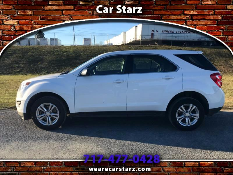 2016 Chevrolet Equinox LS BASE