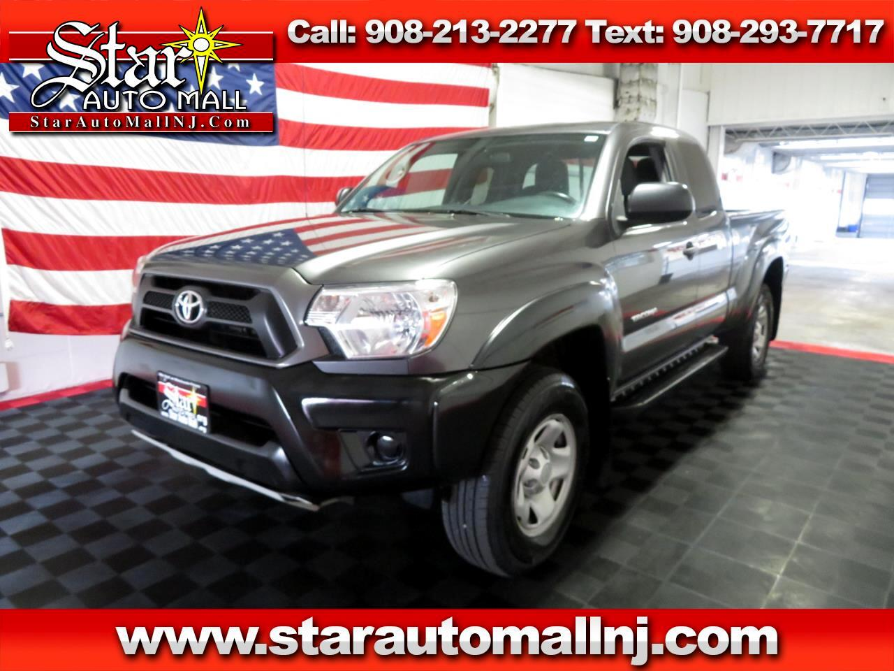 2015 Toyota Tacoma 4WD Access Cab I4 AT (Natl)