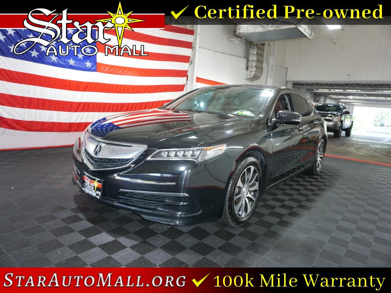 2015 Acura TLX Technology Package 2.4L