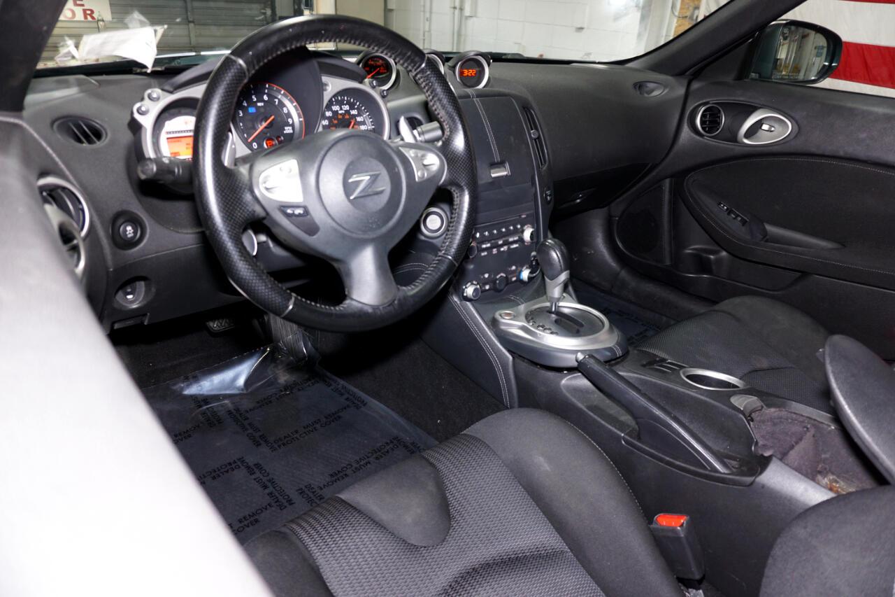 2012 Nissan 370Z 2dr Cpe Auto