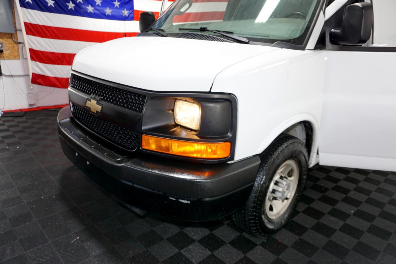2016 Chevrolet Express Cargo Van RWD 2500 155