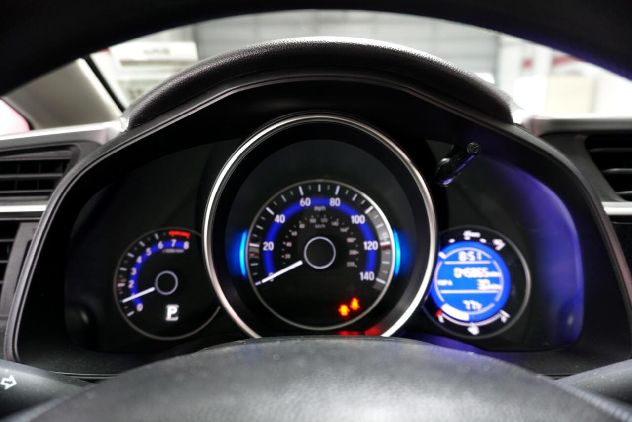 2017 Honda Fit LX CVT