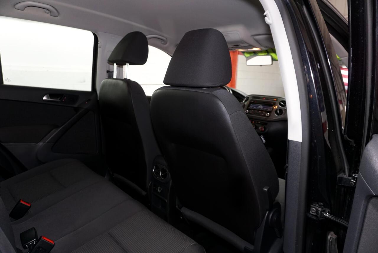 2013 Volkswagen Tiguan S