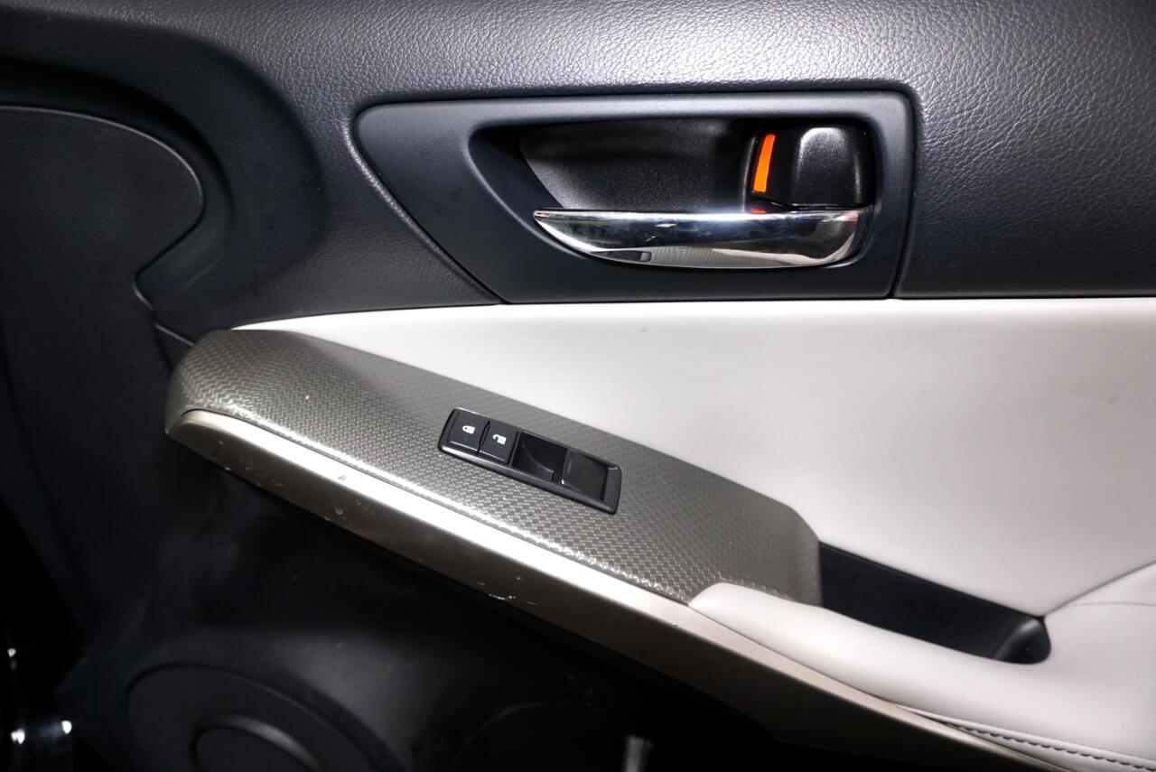 2016 Lexus IS 300 F SPORT