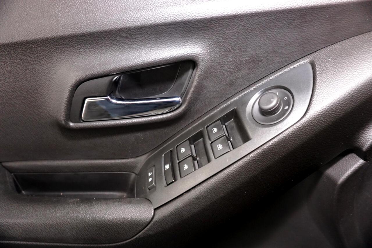 2016 Chevrolet Trax FWD 4dr LS w/1LS