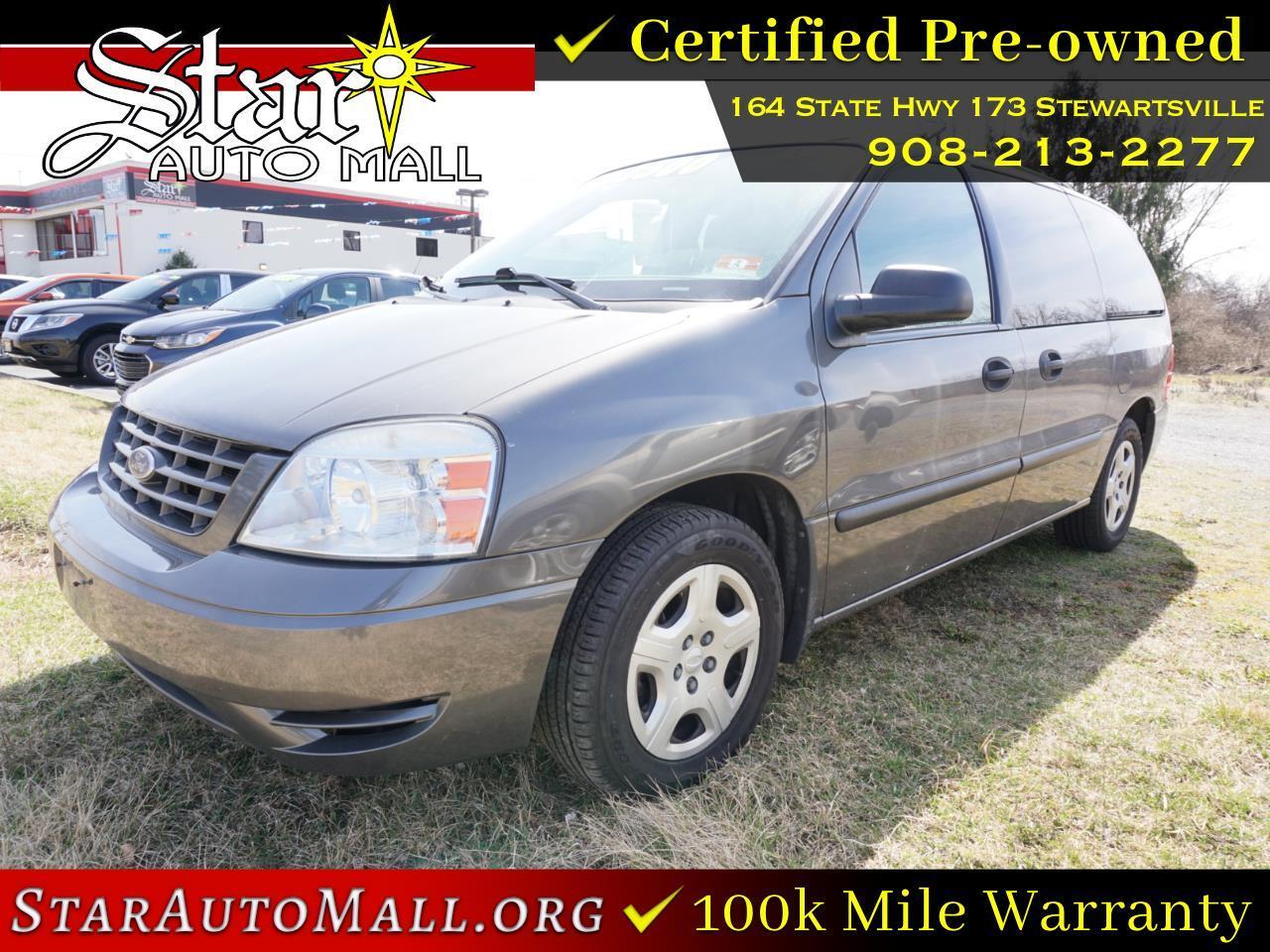 Ford Freestar Wagon 4dr SE 2006