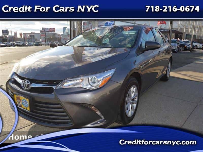 Toyota Dealership Nyc >> Used 2017 Toyota Camry Le For Sale In Long Island City Ny
