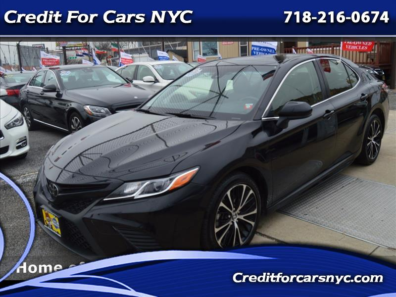 Toyota Dealership Nyc >> Used 2018 Toyota Camry Se For Sale In Long Island City Ny