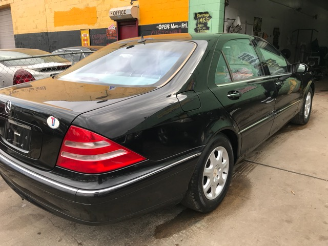 Used 2001 Mercedes Benz S Class S430 In Baltimore Md Near 21215 Wdbng70j11a212158 Auto Com