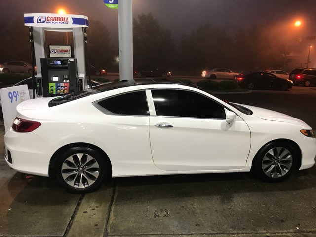 2013 Honda Accord Coupe For Sale >> Used 2013 Honda Accord Ex L Coupe Cvt For Sale In Baltimore