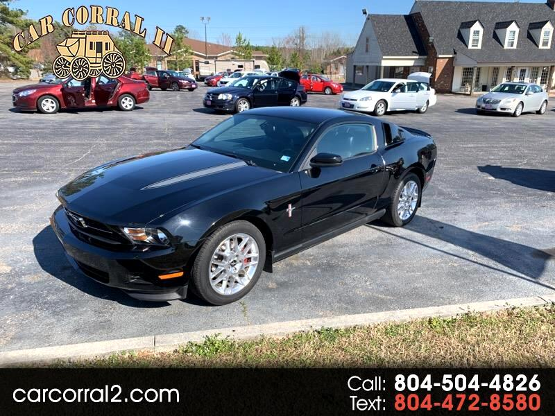 2012 Ford Mustang V6 Deluxe