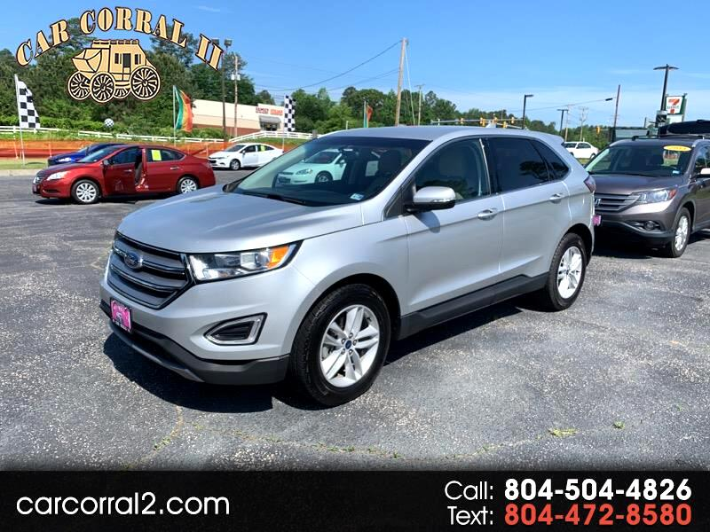 2017 Ford Edge 4dr SEL FWD