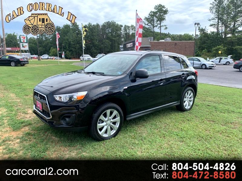 Used 2015 Mitsubishi Outlander Sport ES AWC for Sale in