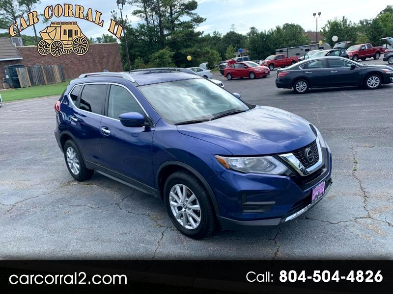Nissan Rogue S 2WD 2018