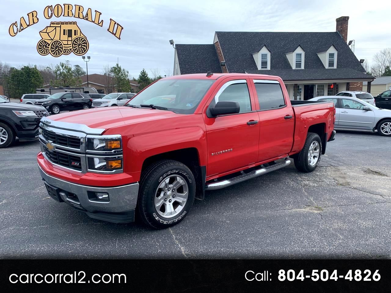 Chevrolet Silverado 1500 2014 for Sale in Colonial Heights, VA