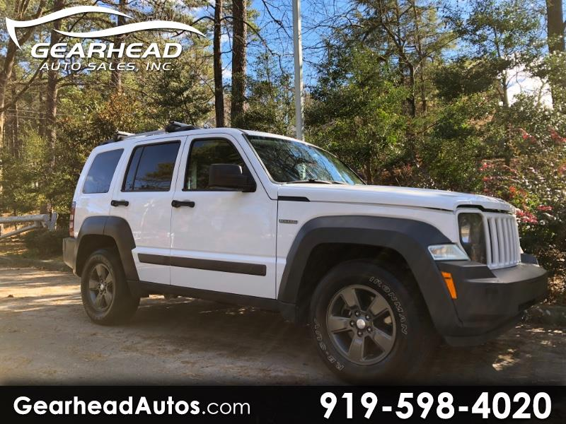 2011 Jeep Liberty 4WD 4dr Rocky Mountain