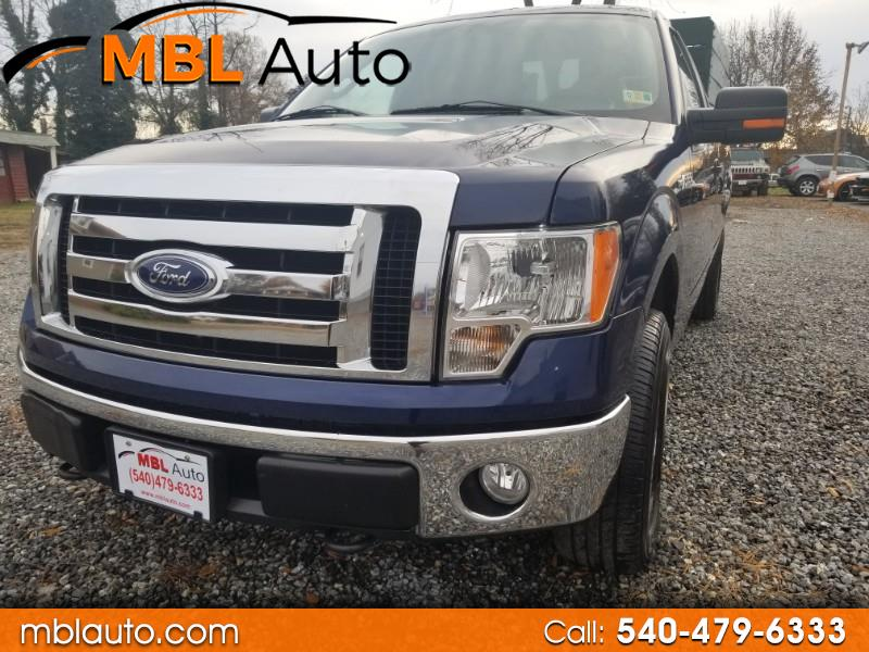 2010 Ford F-150 XLT 8-ft. Bed 4WD