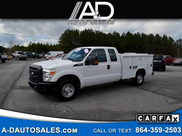 2014 Ford F-250 SD Lariat SuperCab 2WD