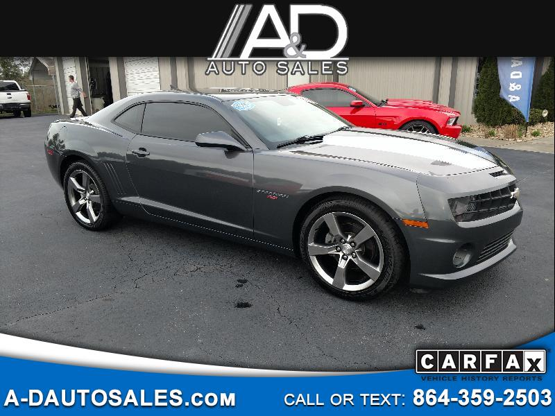 2010 Chevrolet Camaro 2dr Coupe RS