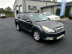 2011 Subaru Outback (Natl)