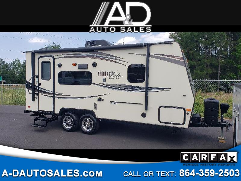 2015 Rockwood Mini Lite 2109S
