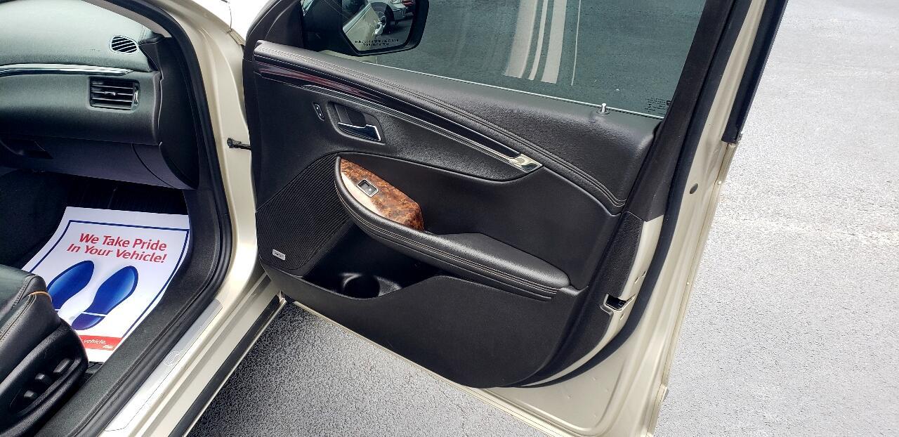 2014 Chevrolet Impala 4dr Sdn LTZ w/1LZ