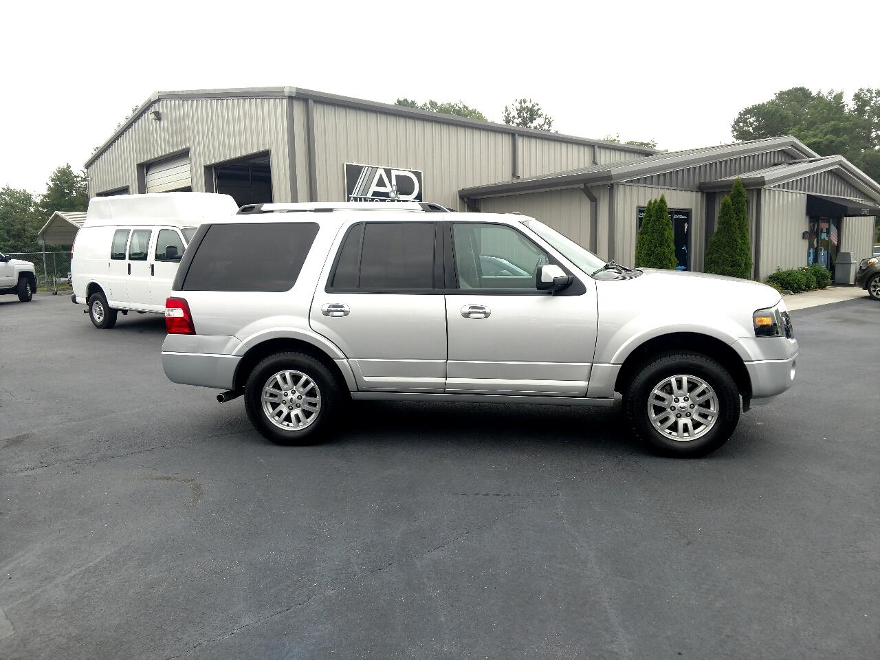2012 Ford Expedition 2WD 4dr Limited