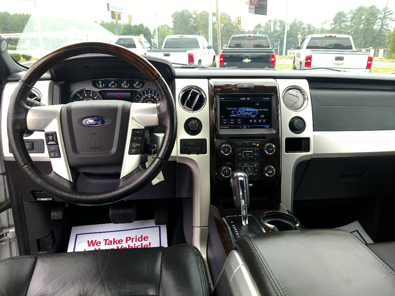 2013 Ford F-150 2WD SuperCrew 145