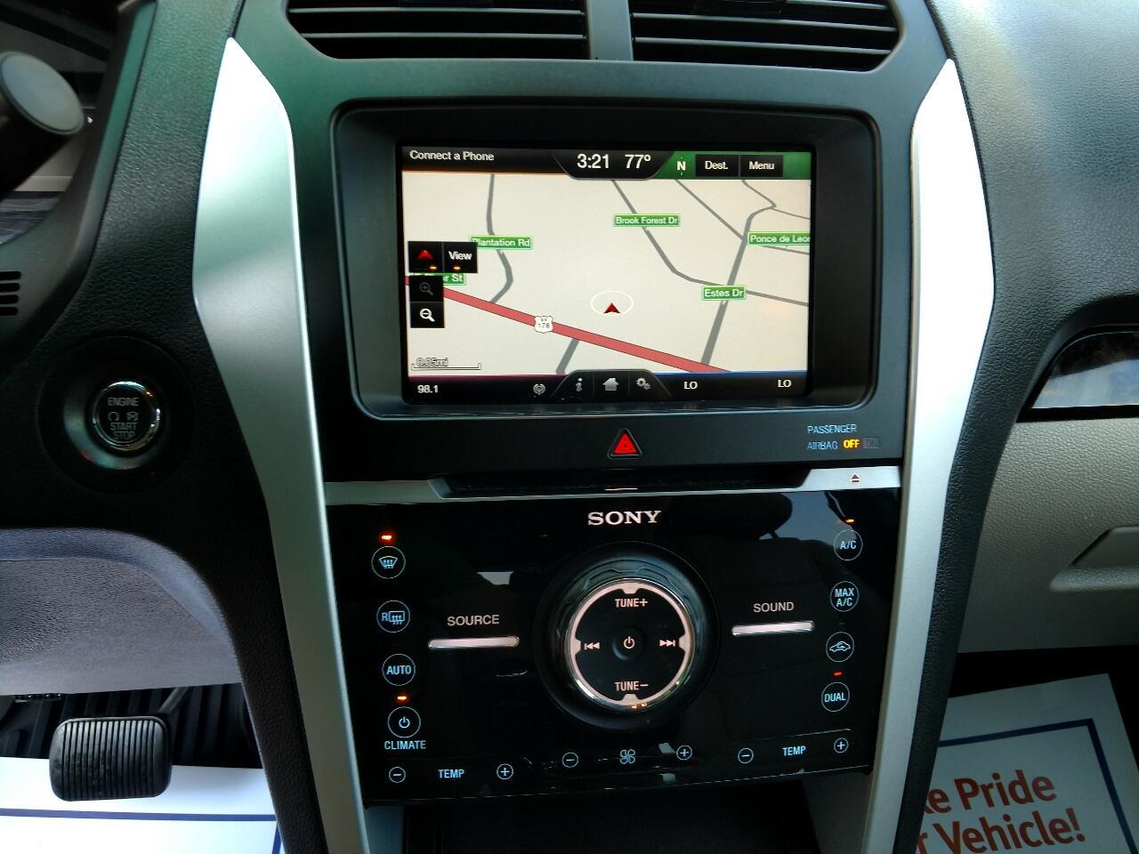 2012 Ford Explorer 4WD 4dr Limited