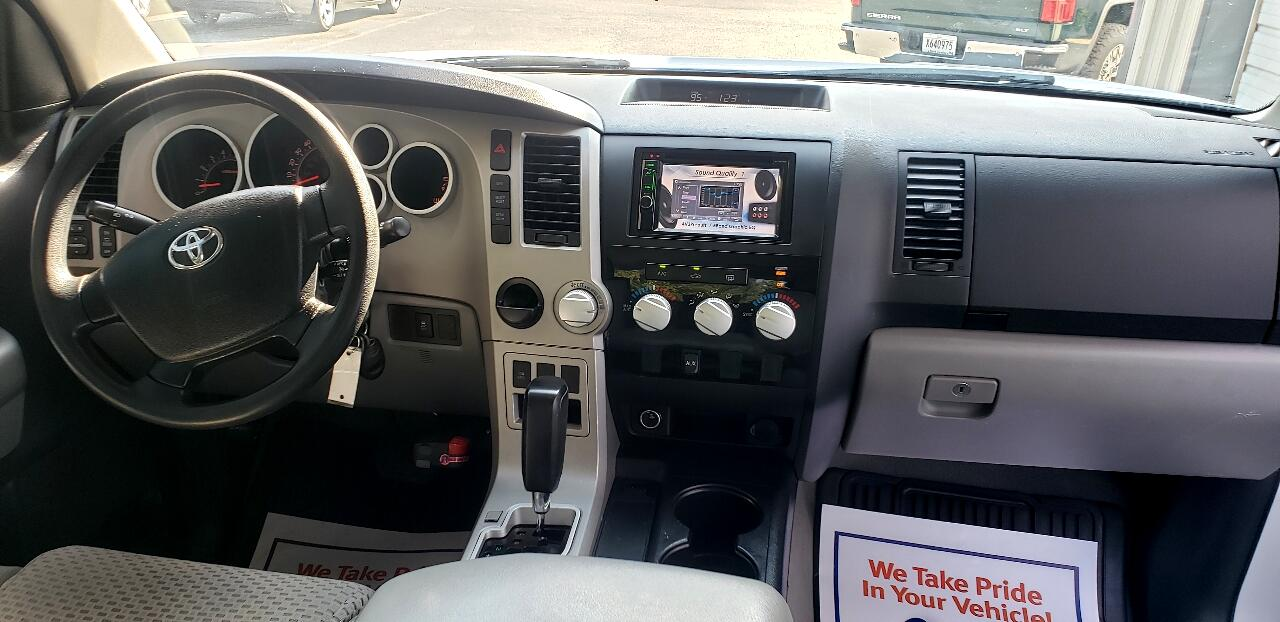 2007 Toyota Tundra 2WD CrewMax 145.7