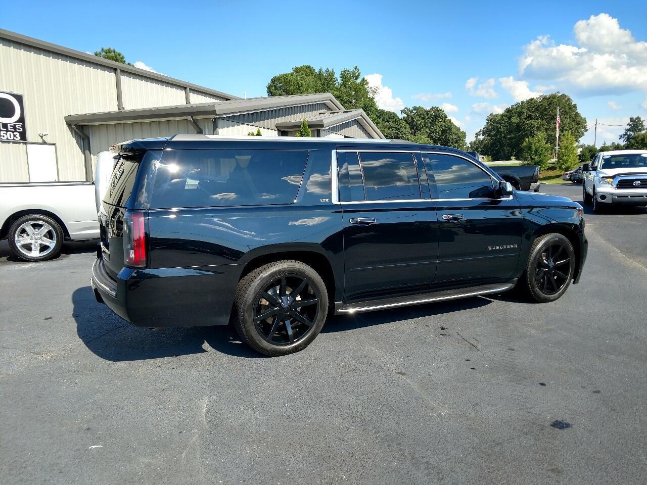 2015 Chevrolet Suburban 2WD 4dr LTZ