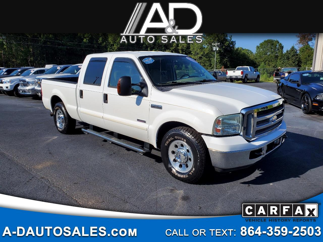 "Ford Super Duty F-250 2WD Crew Cab 156"" XLT 2006"