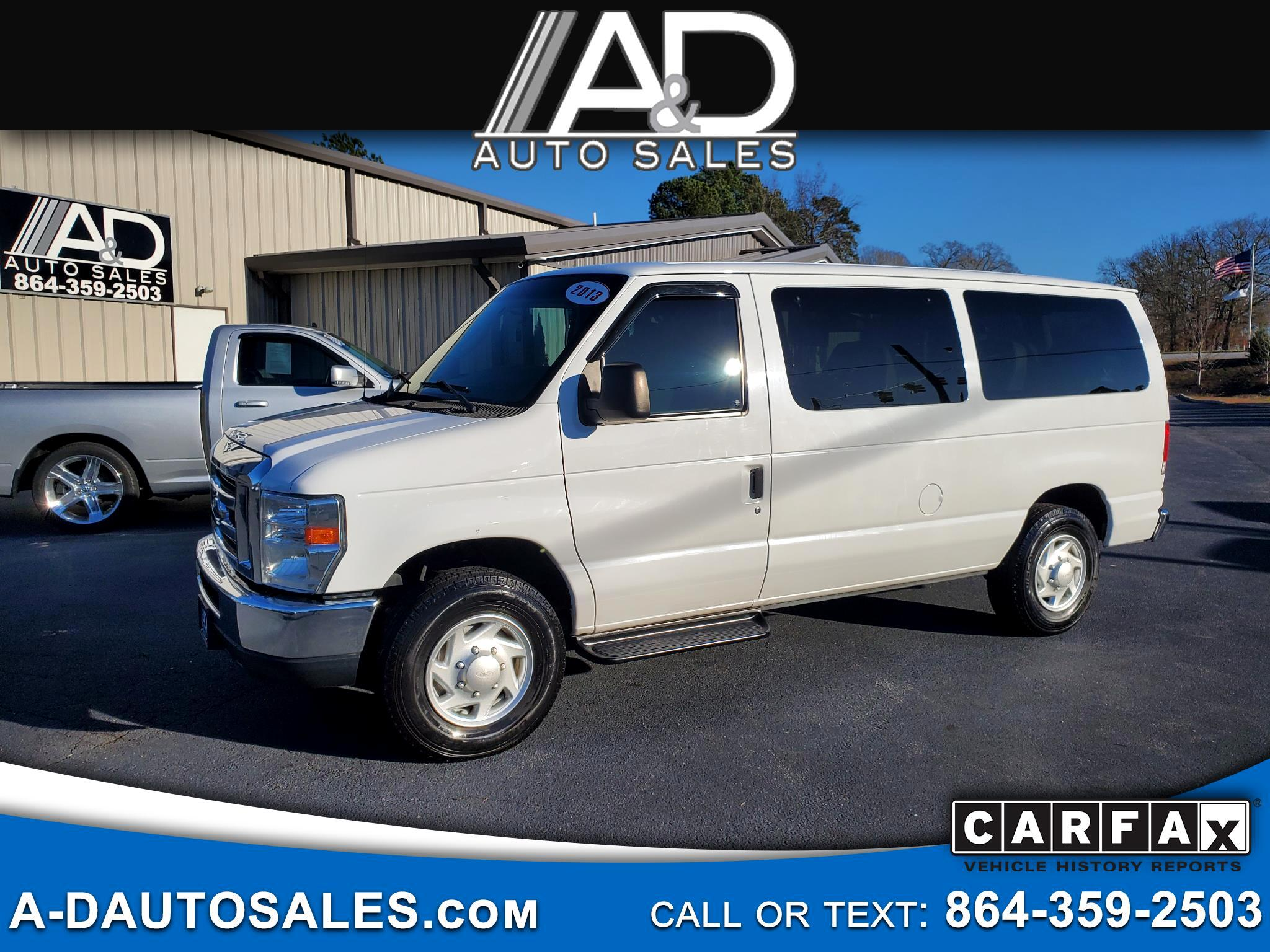 Ford Econoline Wagon E-150 XLT 2013
