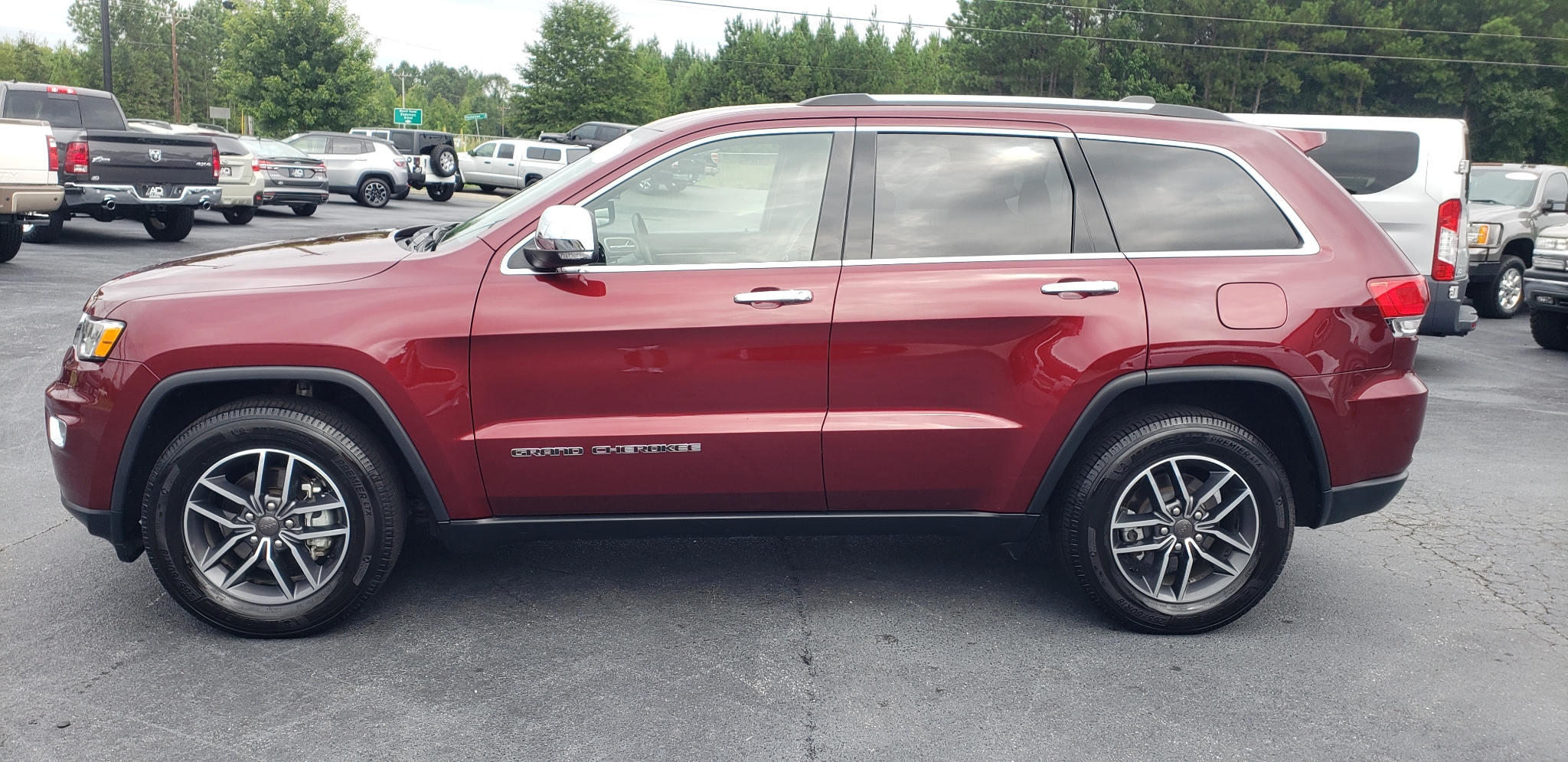 Jeep Grand Cherokee Limited 4x2 2019
