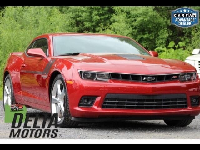 2015 Chevrolet Camaro 1SS Coupe