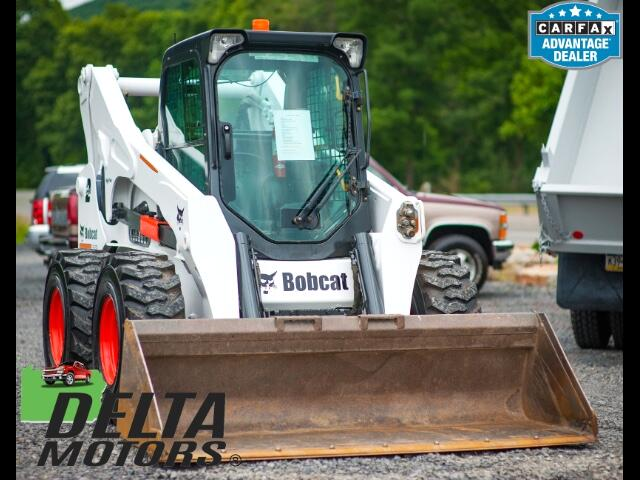 2012 Bobcat Industrial