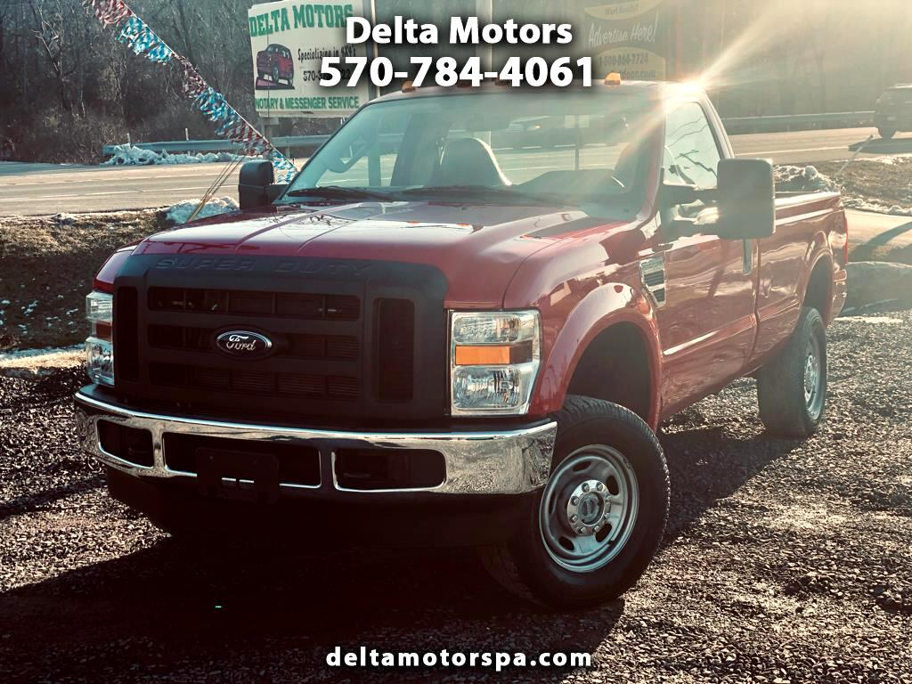 2010 Ford F-350 SD XL 4WD
