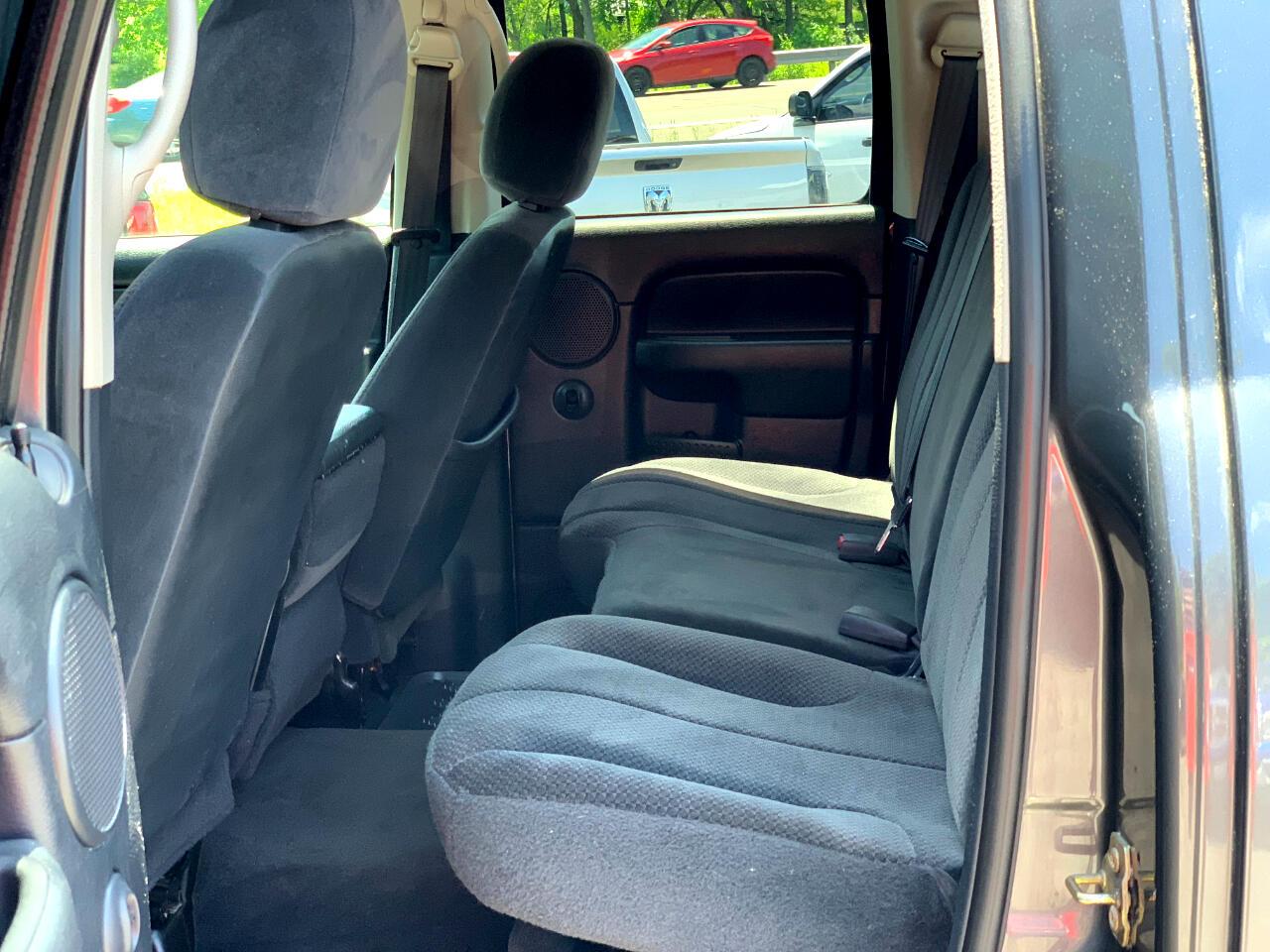 2003 Dodge Ram 2500 ST Quad Cab Short Bed 4WD