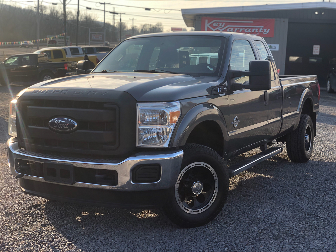 Ford F-350 SD XLT SuperCab Long Bed 4WD 2011