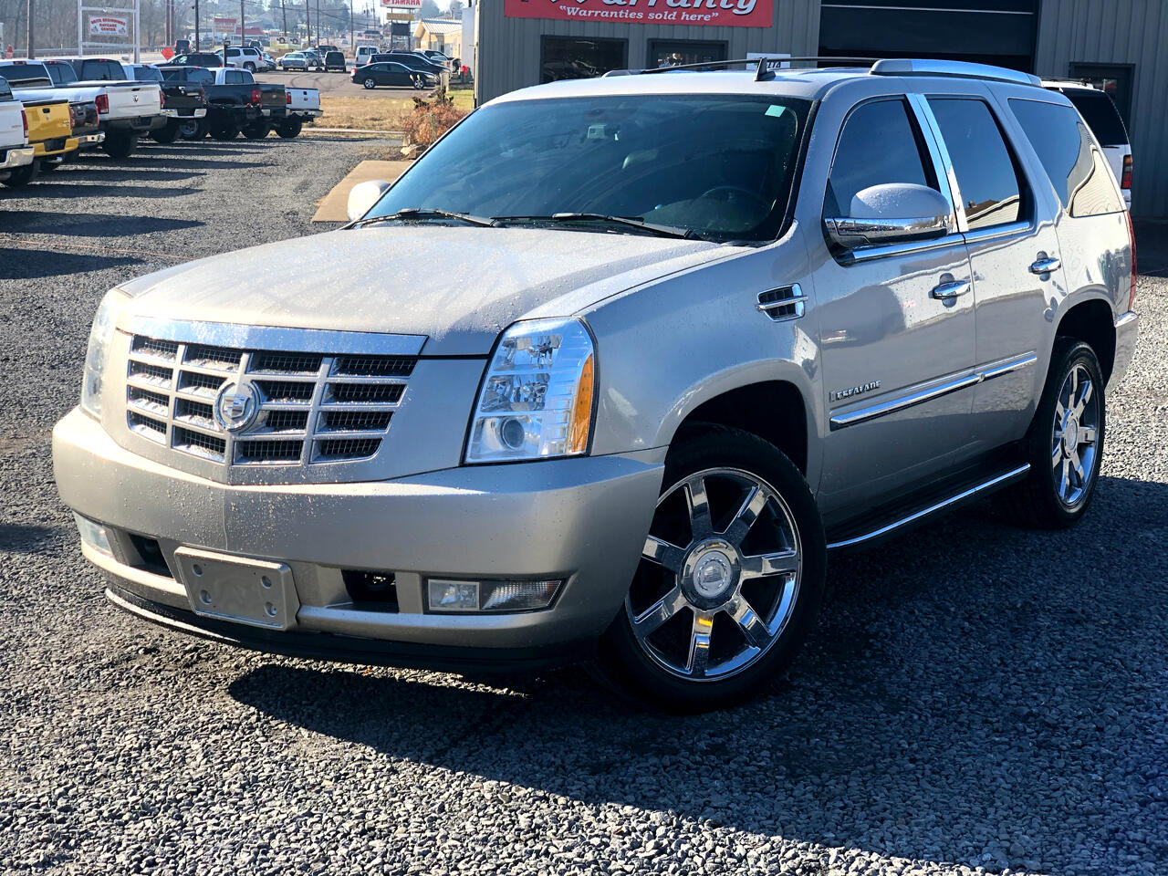 Cadillac Escalade AWD 2008