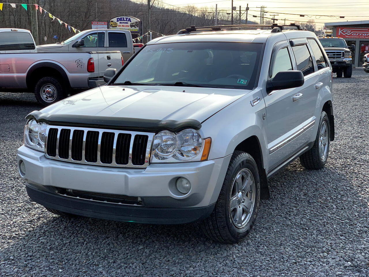 Jeep Cherokee 4WD Limited 4WD 2006