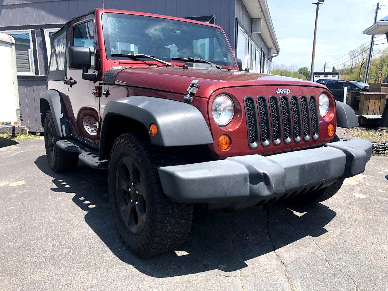 Jeep Wrangler X 2007