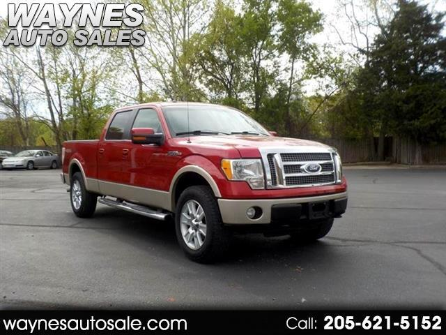 2010 Ford F-150 SUPERCREW