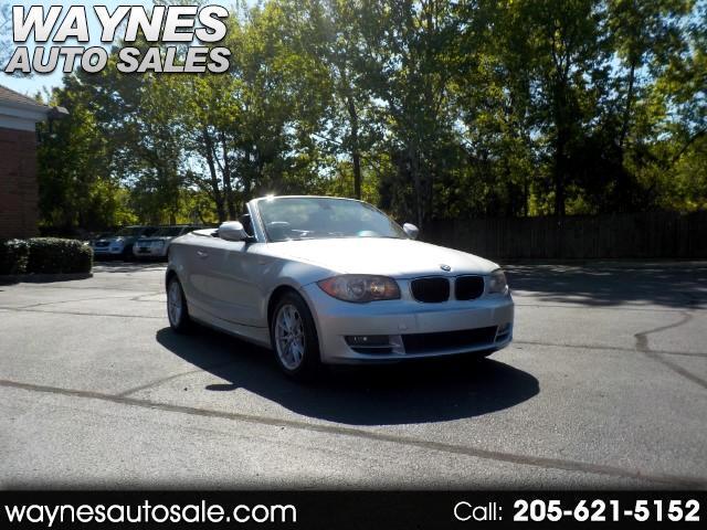 2011 BMW 1-Series I