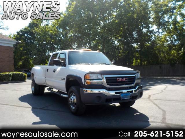 2006 GMC Sierra 3500 3500