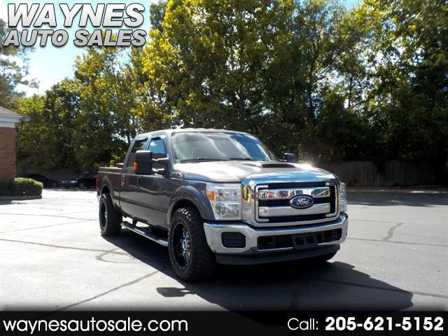 2011 Ford F-250 SD 2WD CREW CAB KING RANCH