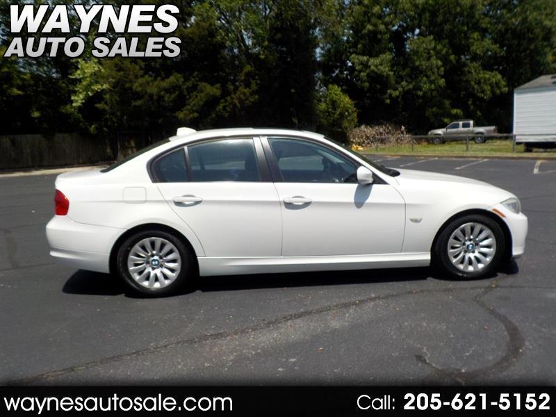 2009 BMW 3-Series I SULEV